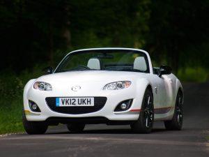 2012 Mazda MX5 Roadster Coupe Kuro NC UK
