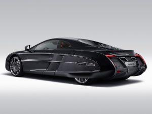 2012 Mclaren X-1 Concept