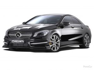 2013 Piecha Design : Mercedes CLA C117