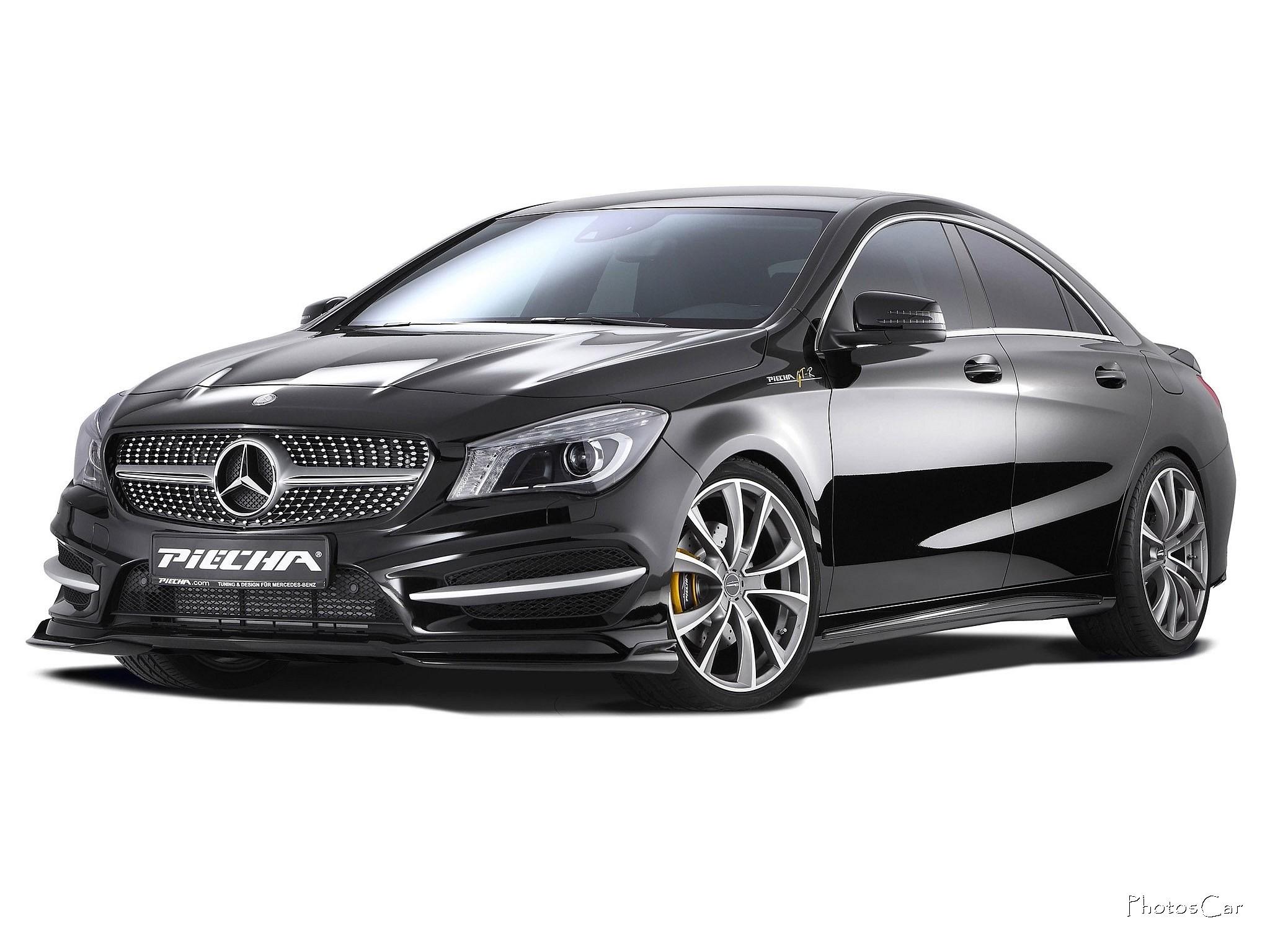 2013 Piecha Design : Mercedes CLA C117