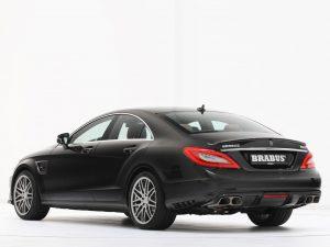 Brabus Mercedes CLS B63 X218 2013