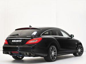 Brabus Mercedes CLS Shoting Brake B63S X218 2013