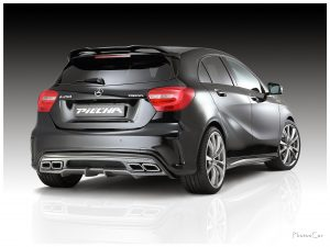 2014 Piecha Design : Mercedes A-Klasse AMG Line GT-R