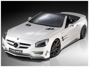 2014 Piecha Design : Mercedes SL Avalange GTR R231