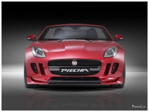 2015 Piecha Design : Jaguar F-Type Tailor
