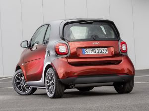 2015 Brabus - Smart Fortwo Tailor Made Coupe C453