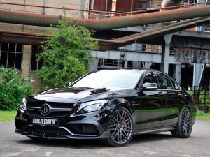 2015 Brabus - AMG Mercedes C63 S W205