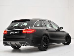 2015 Brabus - Mercedes B25 S205