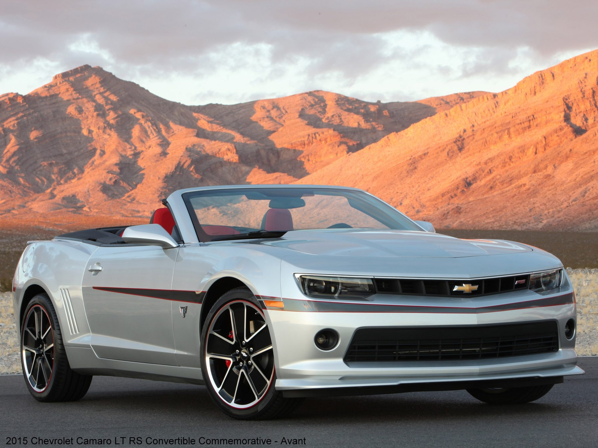 2015 Chevrolet Camaro LT RS Convertible Commemorative Edition