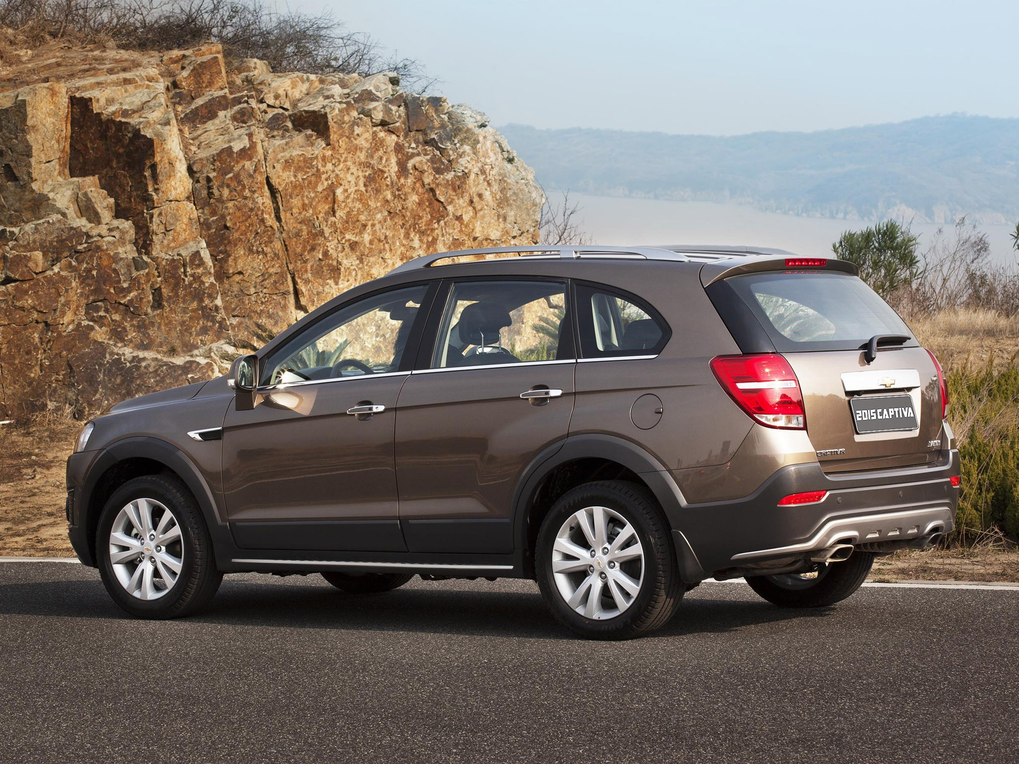 2015 Chevrolet Captiva China