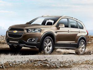 2015 Chevrolet Captiva China