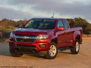 2015 Chevrolet Colorado LT Extended Cab