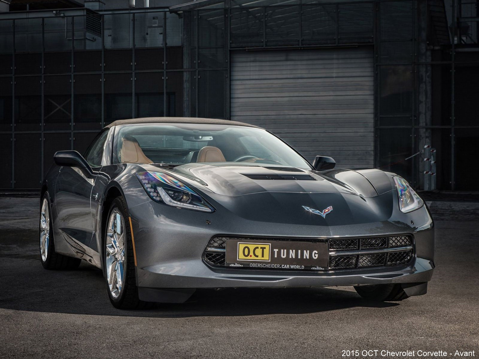 2015 Chevrolet Corvette - oct-tuning