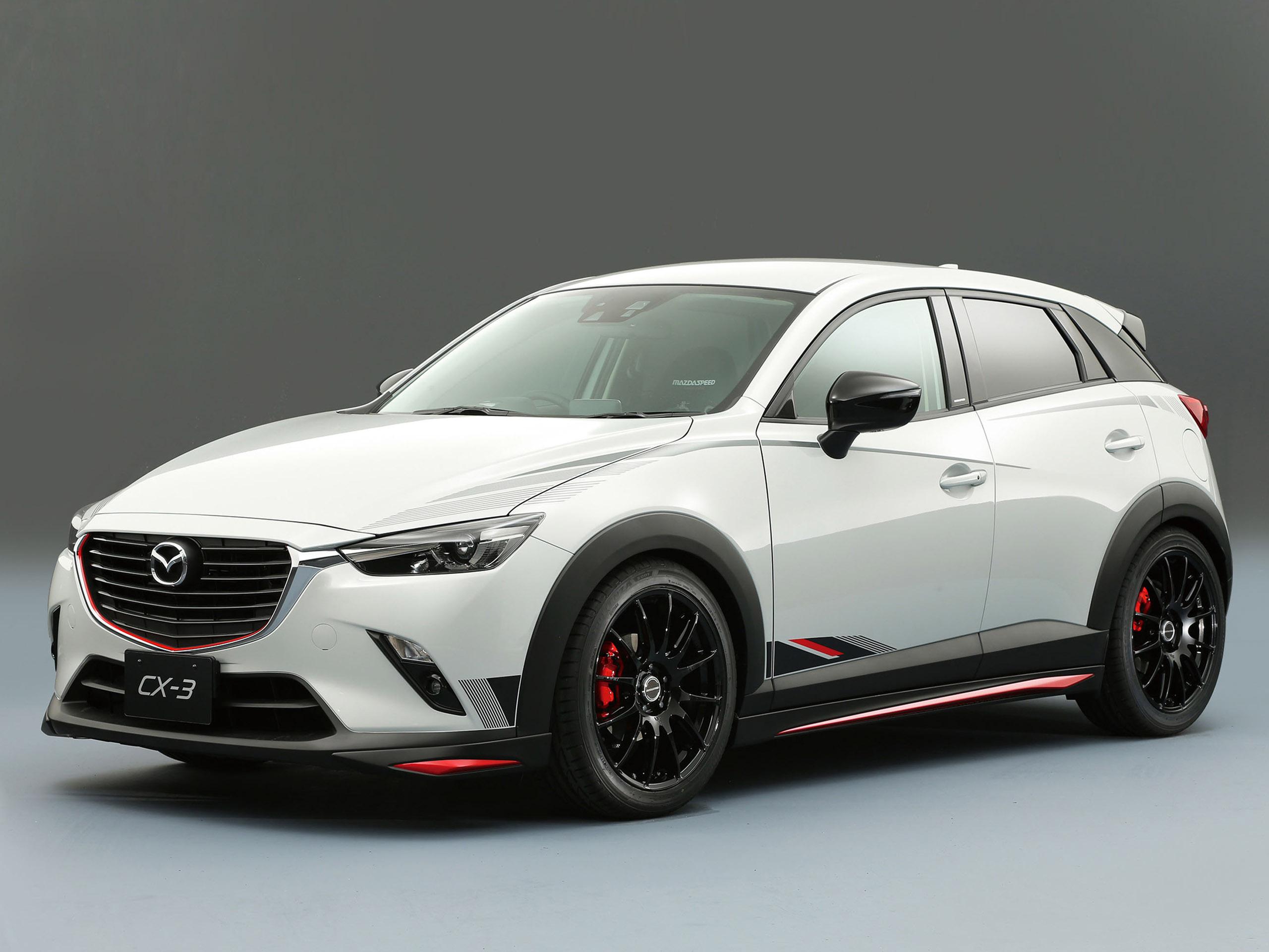 2015 Mazda CX-3 Racing Concept