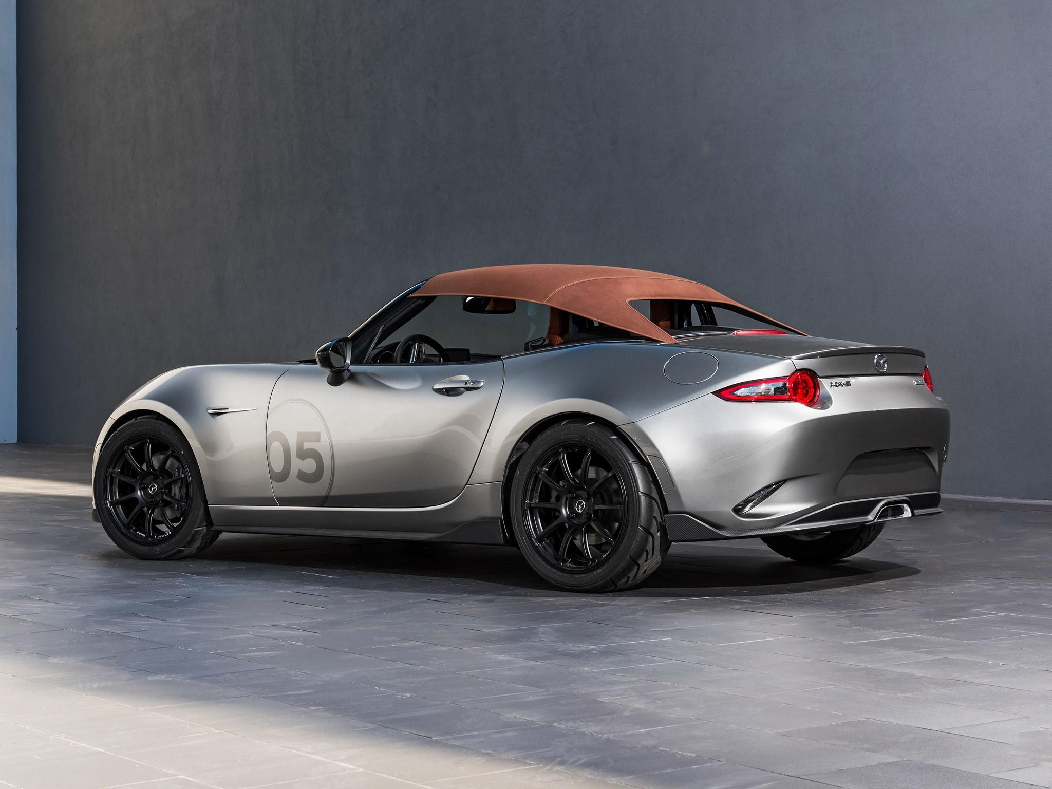 2015 Mazda MX-5 Spyder Concept