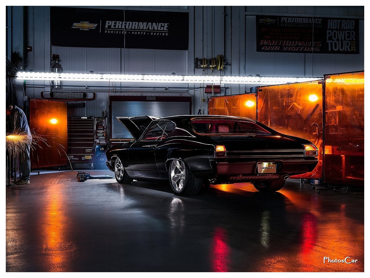 2016 Chevrolet Chevelle Slammer Concept