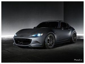 2016 Mazda MX-5 RF Kuro Concept