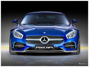 2016 Piecha Design : AMG Mercedes GT RSR C190