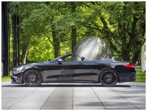 2016 Brabus 850 Cabriolet A217