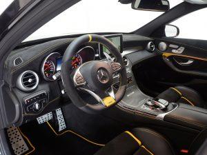 2016 Brabus - Mercedes C Klasse 650 W205