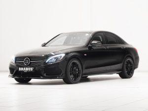 2016 Brabus - Mercedes C Klasse C450 AMG Sport W205
