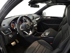 2016 Brabus - Mercedes GLE 700 W166