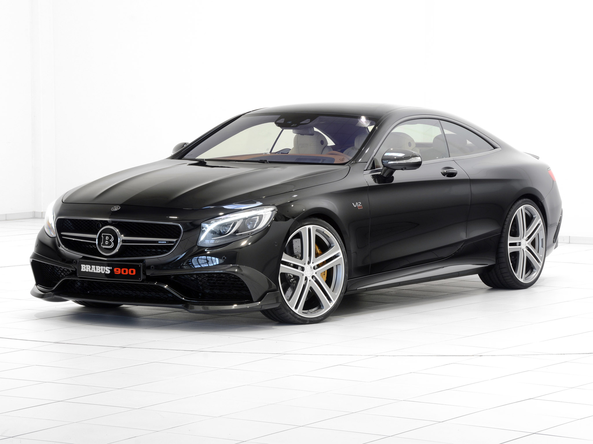 2016 Brabus - Mercedes S Coupe Rocket 900 C217