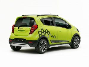 2016 Chevrolet Beat Activ Concept