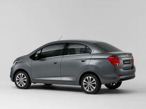 2016 Chevrolet Essentia Concept