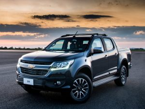 2016 Chevrolet S10 High Country