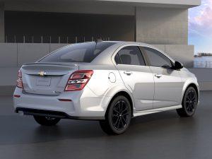 2016 Chevrolet Sonic Premier Sedan USA