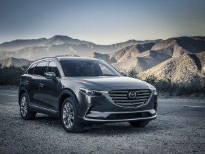 2016 Mazda CX9 USA