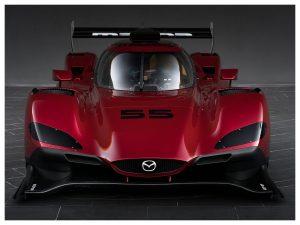 2017 Mazda RT24-P Racecar