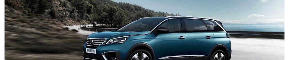 Peugeot 5008 2017 – Monospace Peugeot 5008 cède aux sirènes du SUV