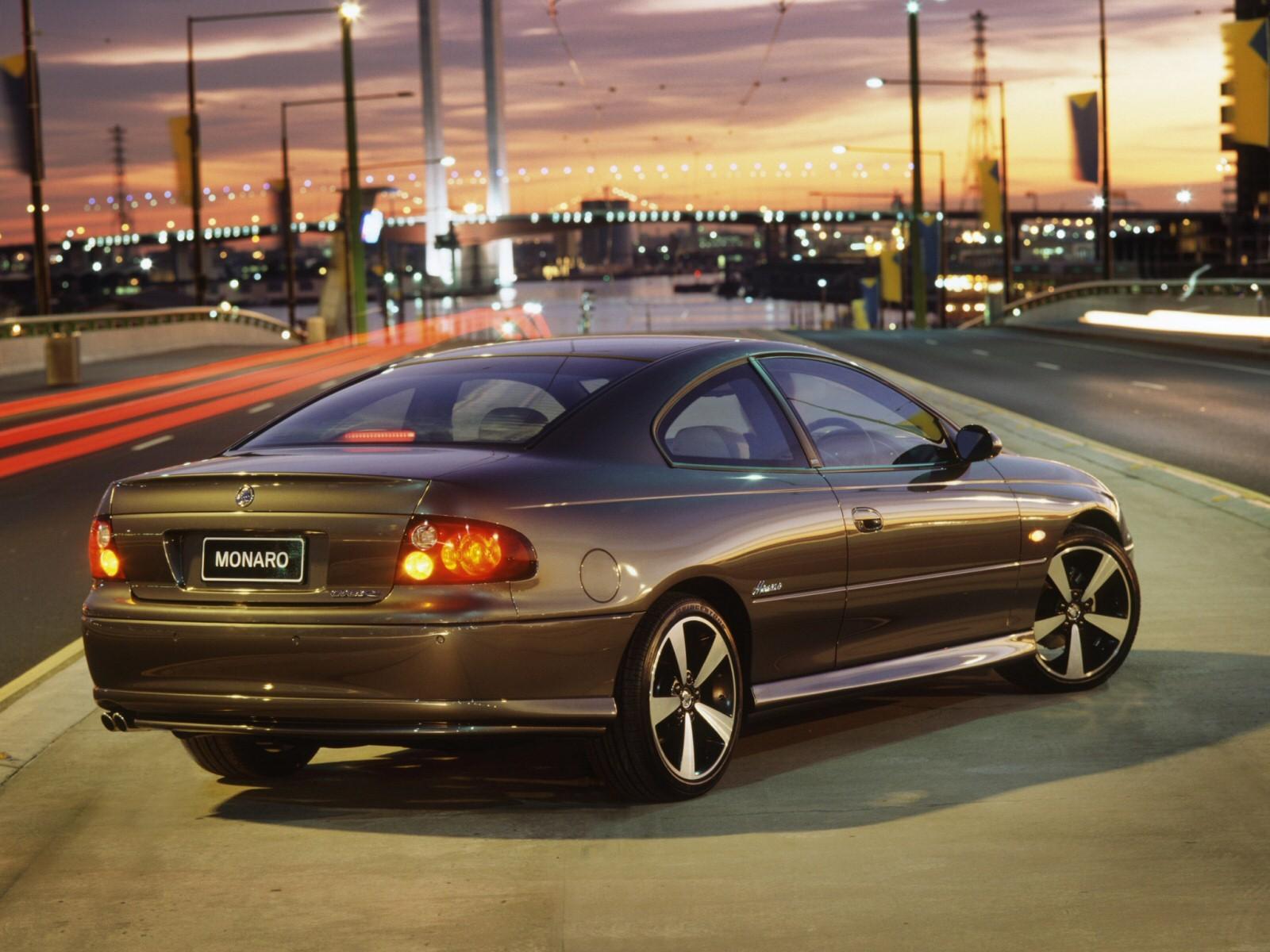 2002 Holden Monaro CV8-R