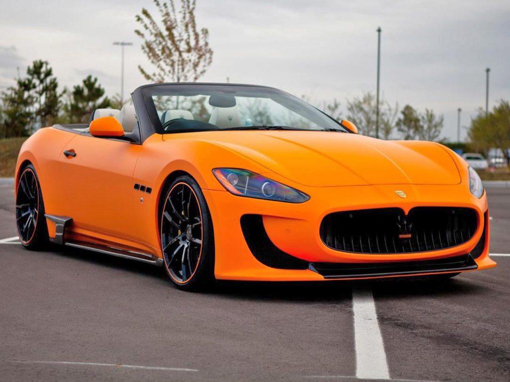 2012 Maserati Gran Turismo Sovrano by DMC Design