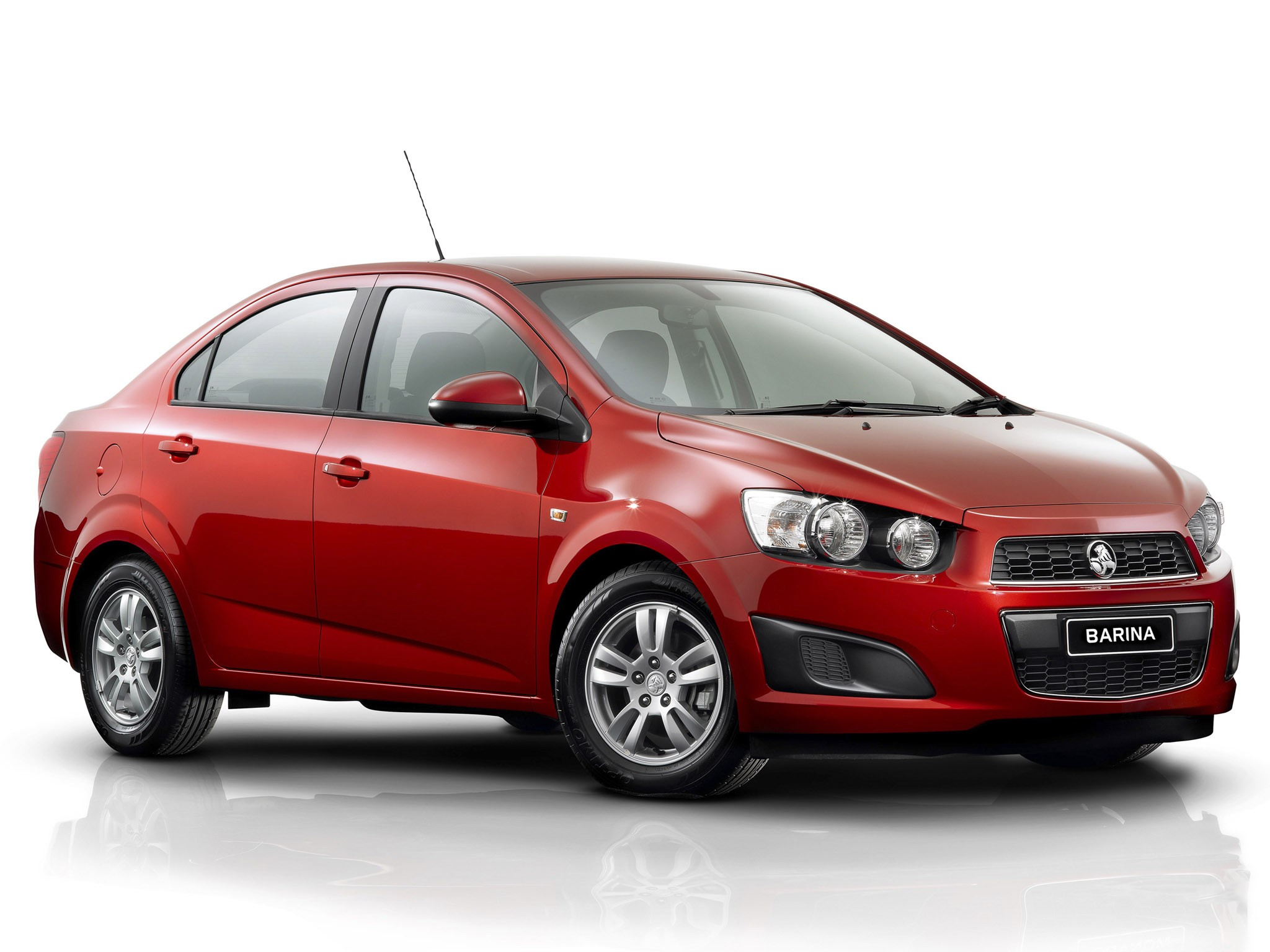 2012 Holden TL Barina Sedan