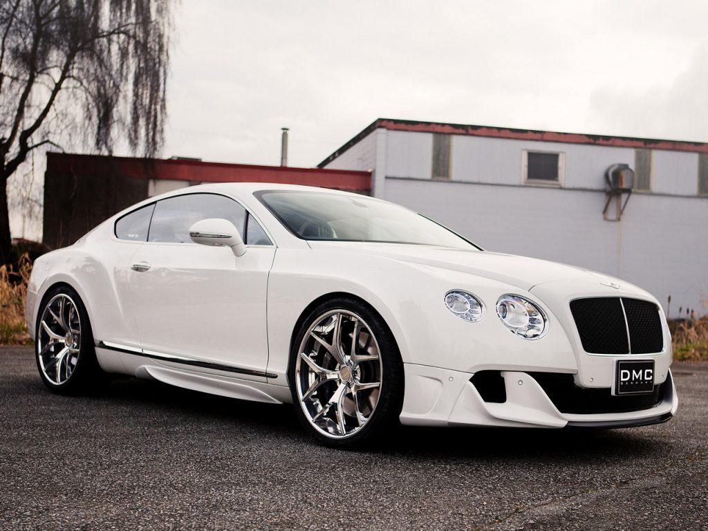 2013 Bentley Continental GTC Duro by DMC Design