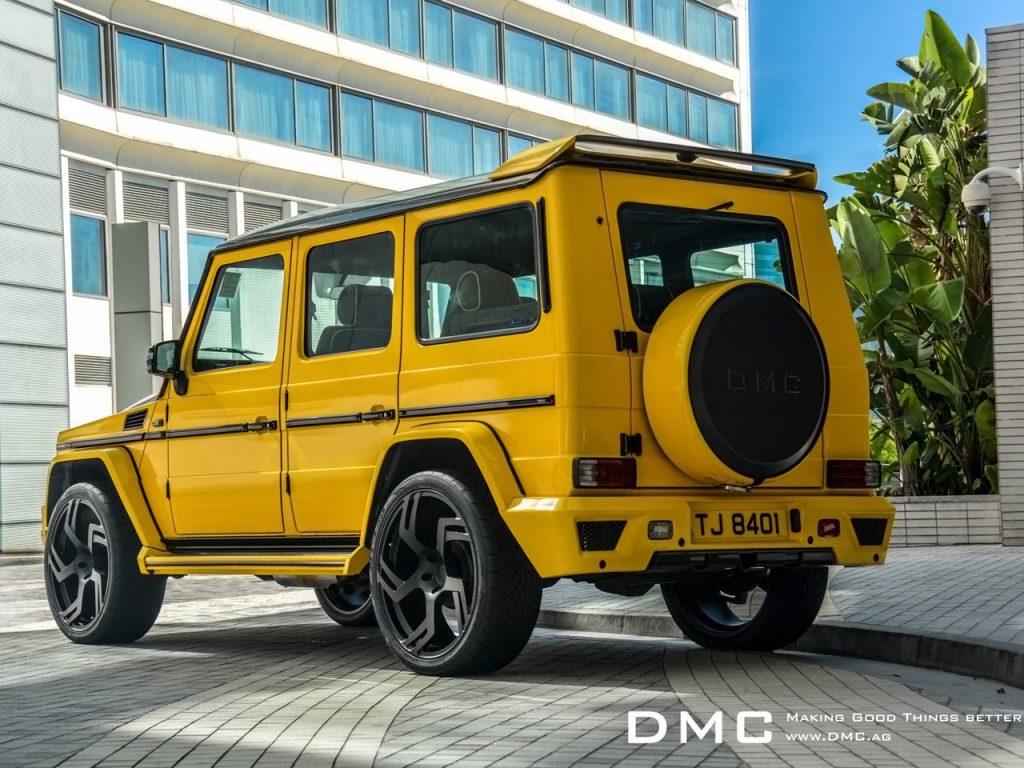 2015 Mercedes G88 Limited Edition by DMC_Design