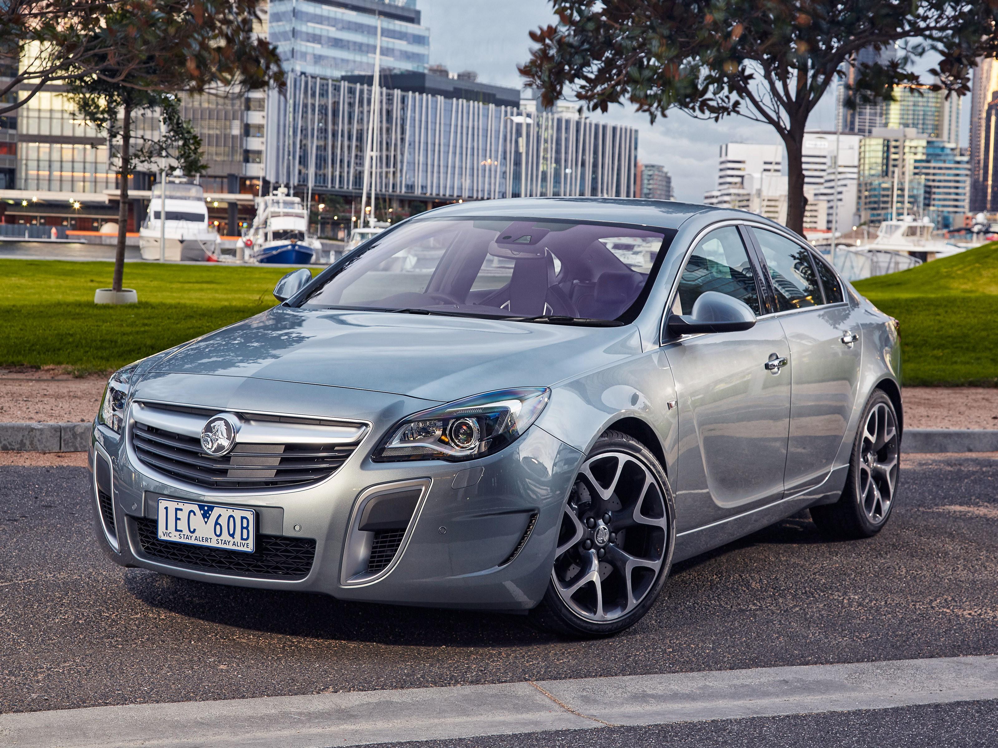 2015 Holden Insignia VXR
