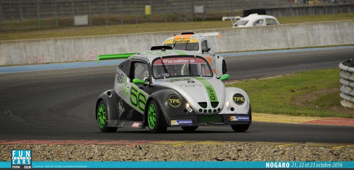 VW Fun Cup – Coccinelles de course: Info et Photos – Photoscar