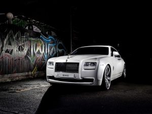 2016 Rolls Royce Ghost Saranghae by DMC_Design