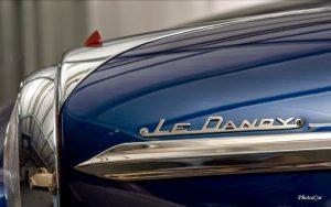 Citroen DS Le Dandy Coupe by Chapron Series 1
