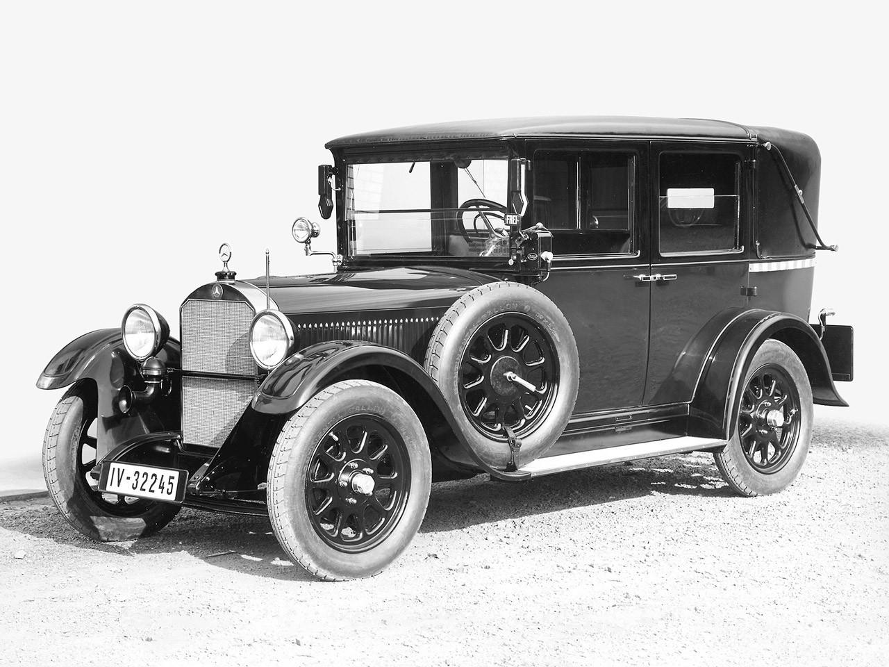 1926 Mercedes Type Stuttgart