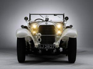 1928 Mercedes SS