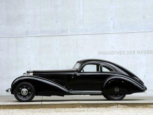 1934 Mercedes 540K Autobahn Kurier