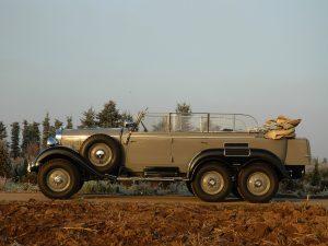 1934 Mercedes G4