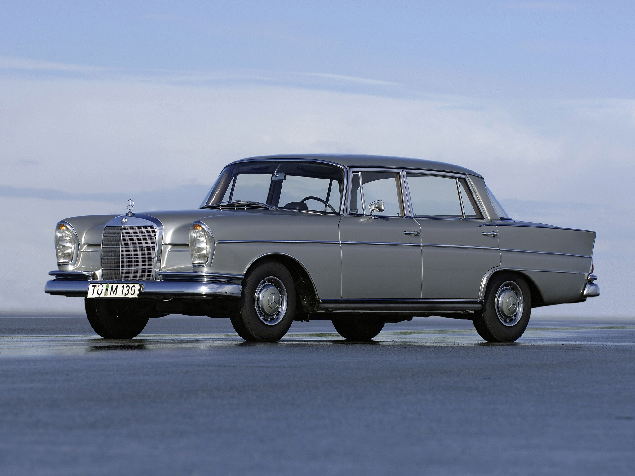 1959 Mercedes 220 SE W111 W112