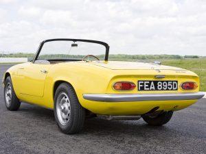 1962 Lotus Elan Type
