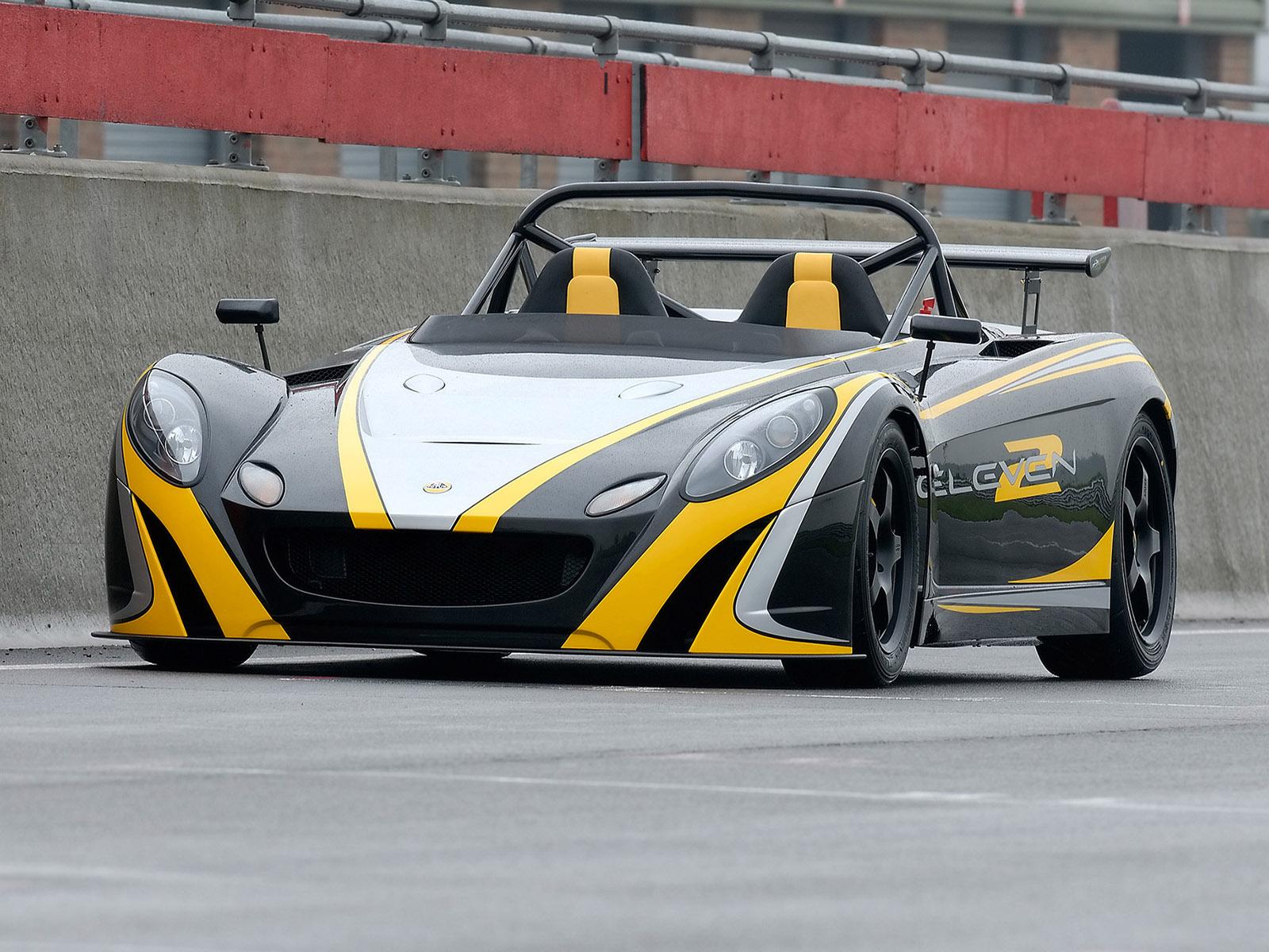 2007 Lotus 2 Eleven